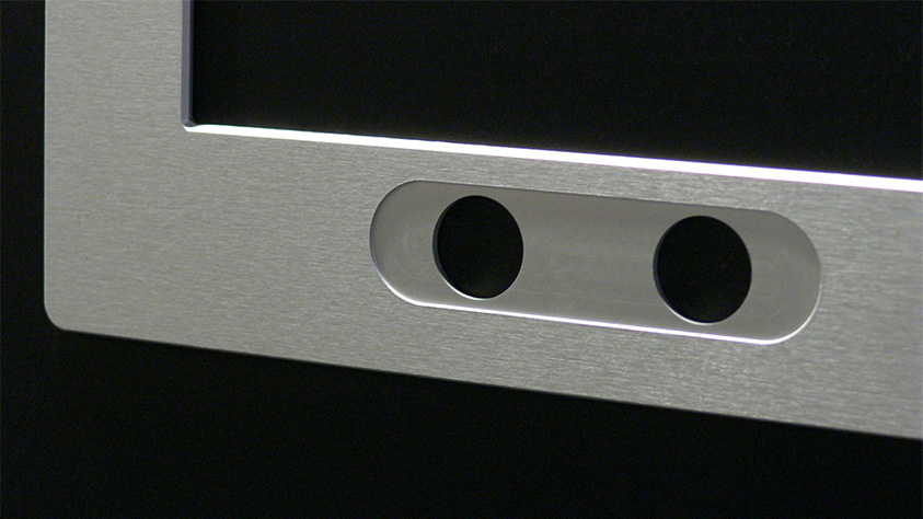 Bezel close-upNEW